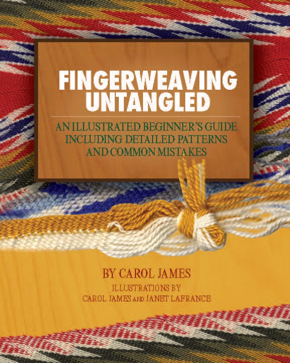 Image Description for https://d3oezqarn9h8ok.cloudfront.net/carol_james/fingerweaving_untangled/preview_page_1.jpg