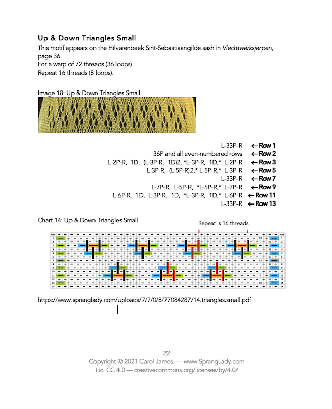 Image Description for https://d3oezqarn9h8ok.cloudfront.net/carol_james/sprang_lace_patterns_dutch_sashes/Preview06.Sample.Chart14.png