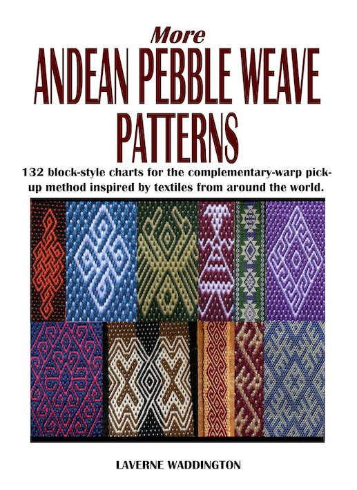 Image Description for https://d3oezqarn9h8ok.cloudfront.net/laverne_waddington/more_andean_pebble_weave_patterns/preview_page_1.jpg